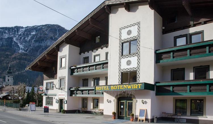 Hotel Gasthof Botenwirt (© Stephanie David)
