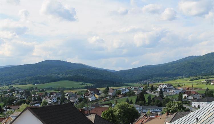 Über den Dächern von Ulrichsberg (© Privat)