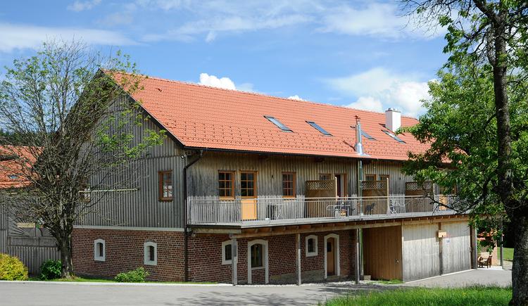 Neulendtner Hof in Mettmach - Haus Außenansicht. (© Innviertel Tourismus)