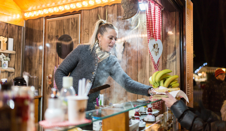 Christkindlmarkt im Palmpark (© hch photopress)