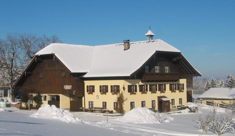 Bauernhof Hinterreith - Winter