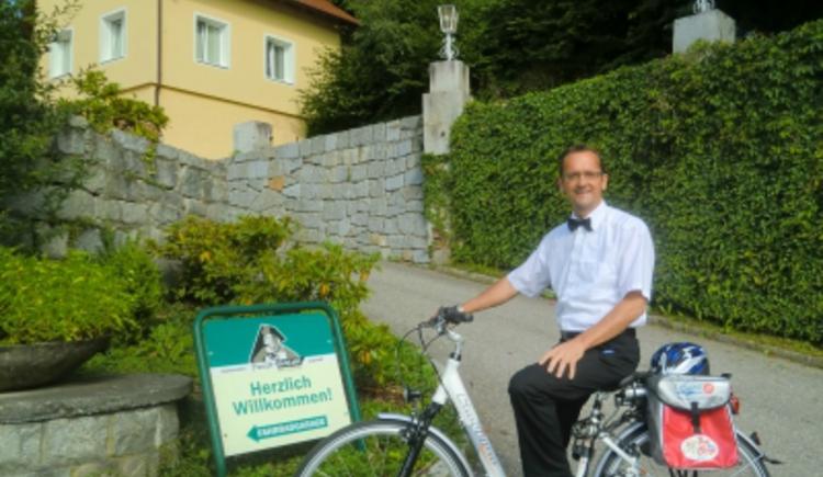 Bett&Bike Betrieb (© Faustschlössl Zauner OG)