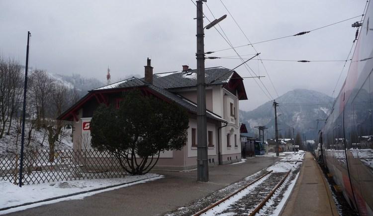 Bahnhof Hinterstoder