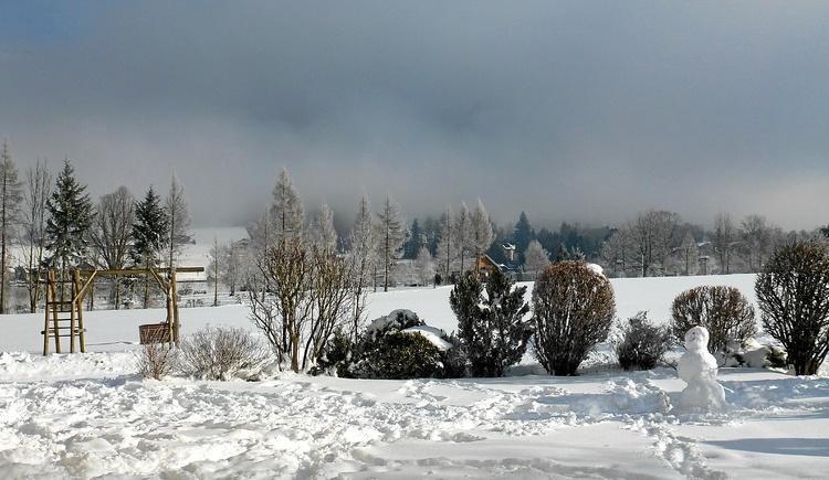 Garten Plombergbauer Winter
