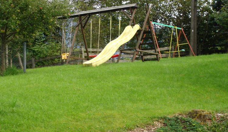 Spielplatz (© Straubinger)