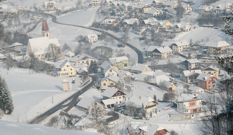 Hirschbach im Winter (© Johann Schauer)