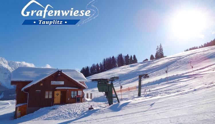 Skihütte Grafenwiese - Winterimpression 2 (© Grafenwiese Tauplitz)