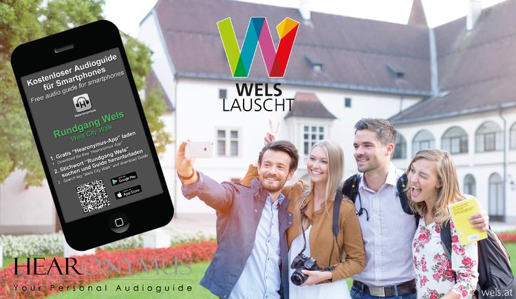 Hearonymus_Anzeige Bildschirm (© Tourismusregion Wels)