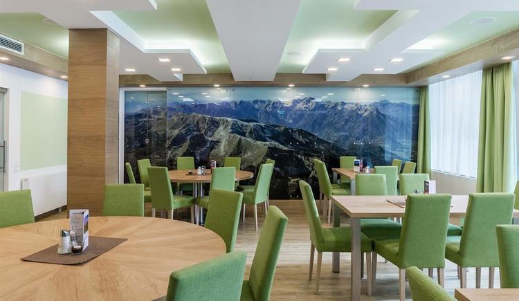 Restaurant (© Hotel Freunde der Natur)