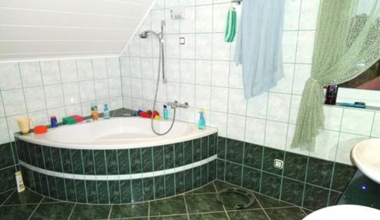 Badezimmer (© Privatzimmer Wels-Wimpassing)