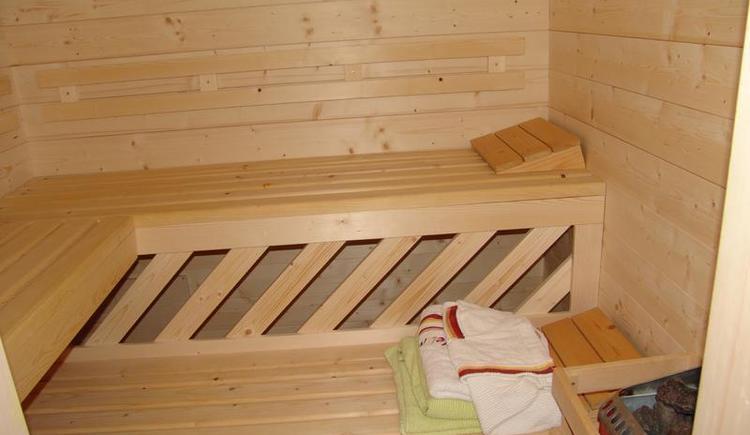 Sauna (© Pfingstmann)
