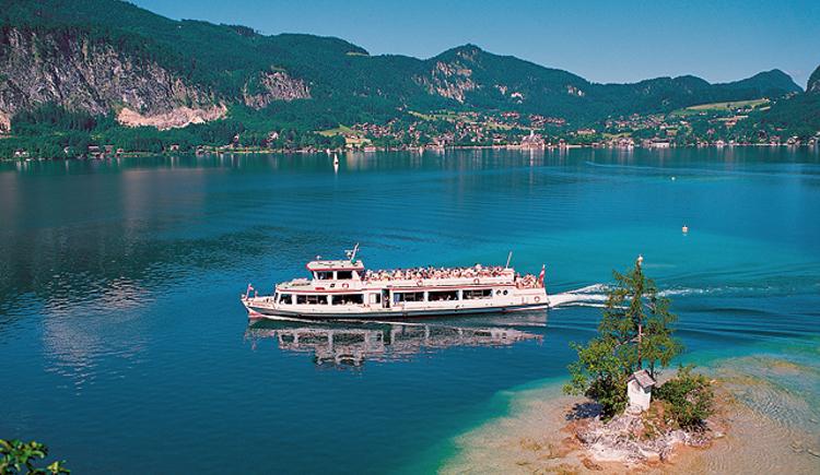 Schifffahrt am Wolfgangsee. (© WTG)