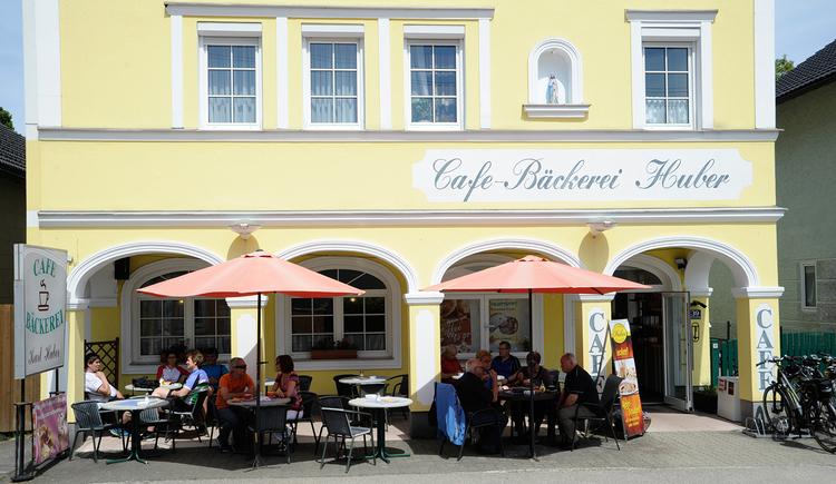 Cafè Huber, Reichersberg. (© innviertel tourismus/hirnschrodt)