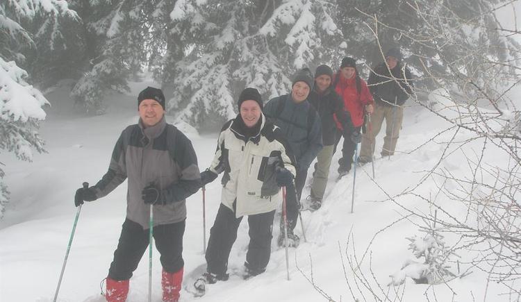 Schneeschuhwandern (© Nature Sports)