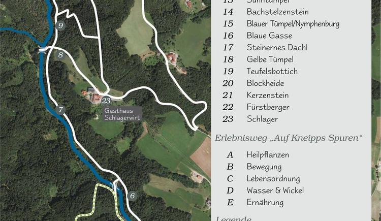 """Pesenbachtal \""""Wege zur Heilung\"""""""