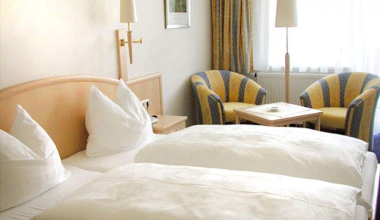 Zimmer Hotel Weismann. (© Hotel Weismann)