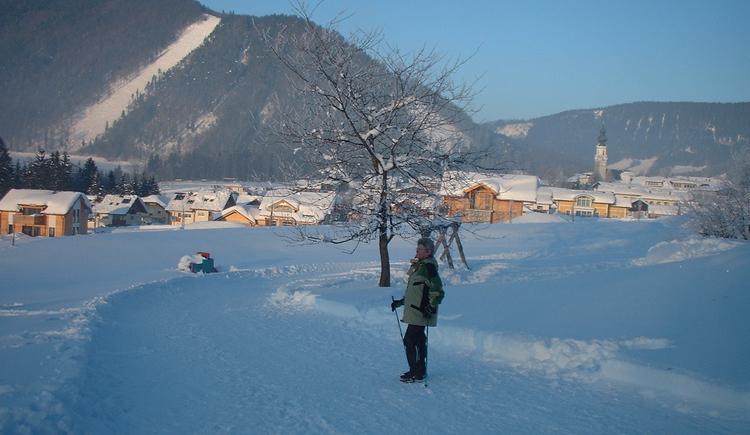 Winterwanderweg Kugelberg (© Tourismusverband Faistenau)