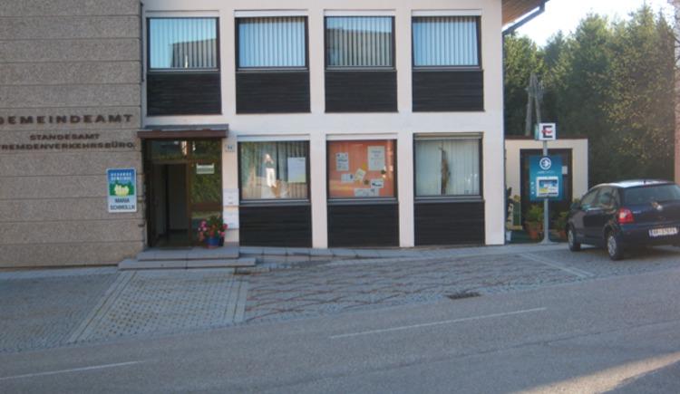 E-Tankstelle Maria Schmolln (© www.innviertel-tourismus.at)