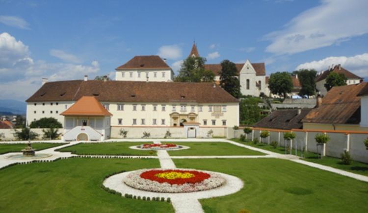 St. Paul, Klostergarten (© Verein BENEDIKT BE-WEG-T)