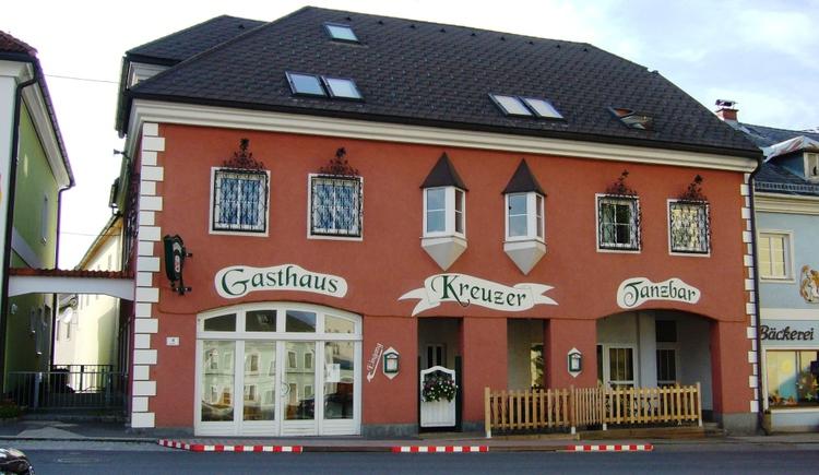 Gasthaus Kreuzer in Reichenthal