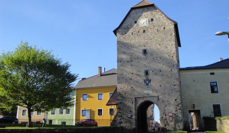 Heimatmuseum im Alten Turm in Haslach (© Ferienregion Böhmerwald)