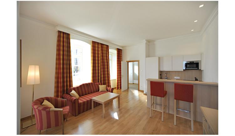 Wohnzimmer Wohnung Anemone