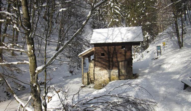 Mühle- Plötz (© Hölzl)