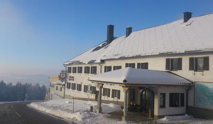 Haagerhof im Winter (© Landhotel Haagerhof)