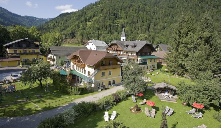 Ebner's Wohlf\u00fchlhotel Gasthof Hintersee ***Plus