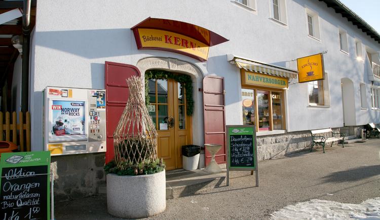 Cafe-Bäckerei Kern Grünbach