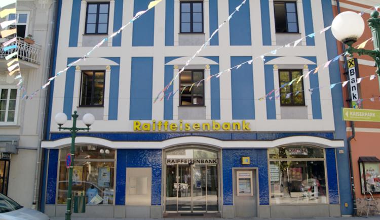 Raiffeisenbank Bad Ischl (© www.badischl.at)
