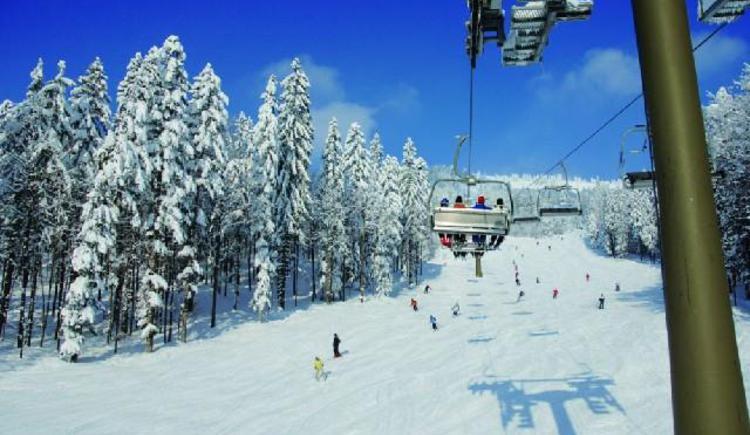 Skigebiet Hintersee-Gaissau