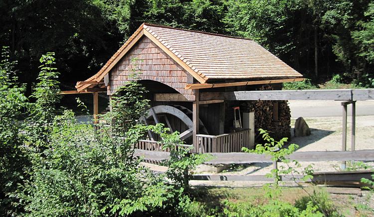 Mühle in Kaisingen (© Gisbert Rabeder)
