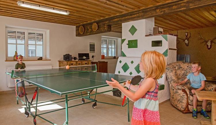 Tischtennis (© Meixner)