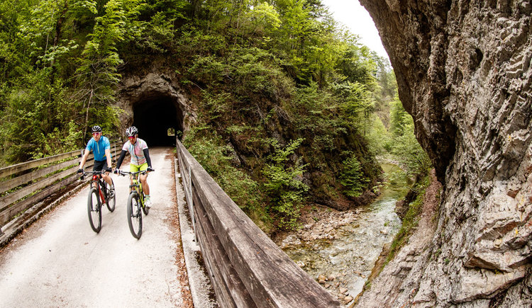 Trans Nationalpark/Ennstalrunde - Hintergebirgsradweg