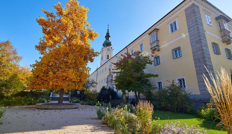 Stift Schlägl im Herbst (© Foto Wimmer)