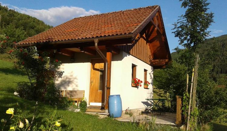 Almrosen Hütte (© Günter Tannwalder)