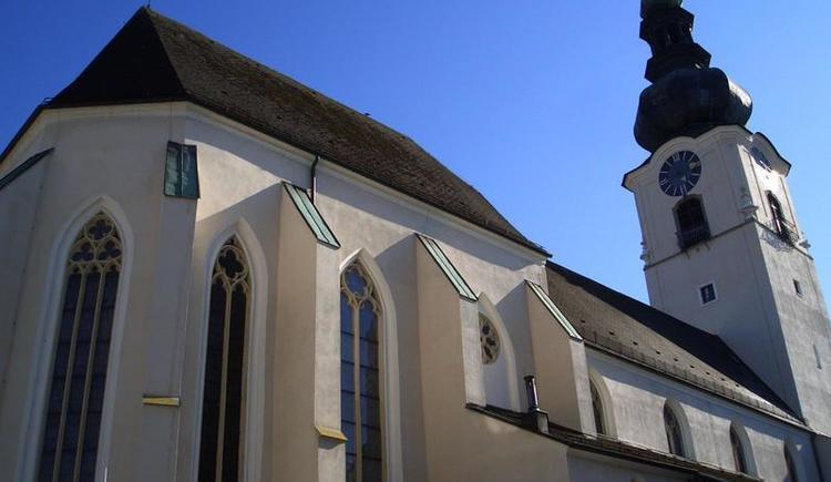 Wels: Stadtpfarrkirche