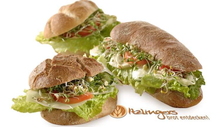 Snacks - Bioweckerl von der Bäckerei (© Itzlinger´s Biobäckerei Faistenau)