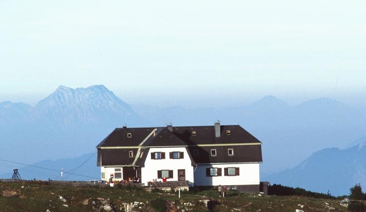 Hochleckenhaus.jpeg (© MTV Ferienregion Traunsee)