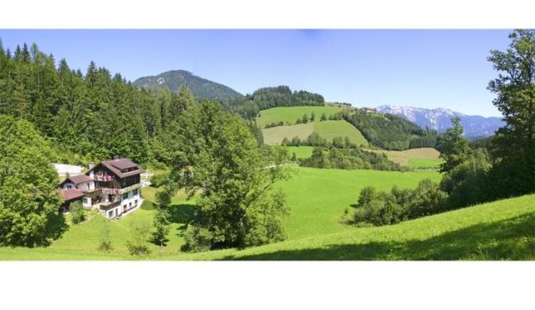 Panorama mit Sengsengebirge (© Roithner)
