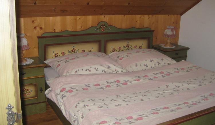 Schlafzimmer. (© Fam. Leitner)