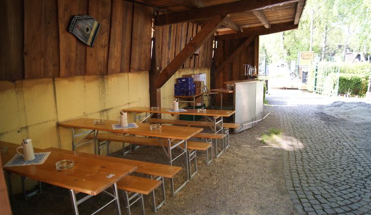 Open Air Bar Kurvenwirt