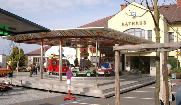 Gallus Markt (© Marktgemeinde Schörfling am Attersee)