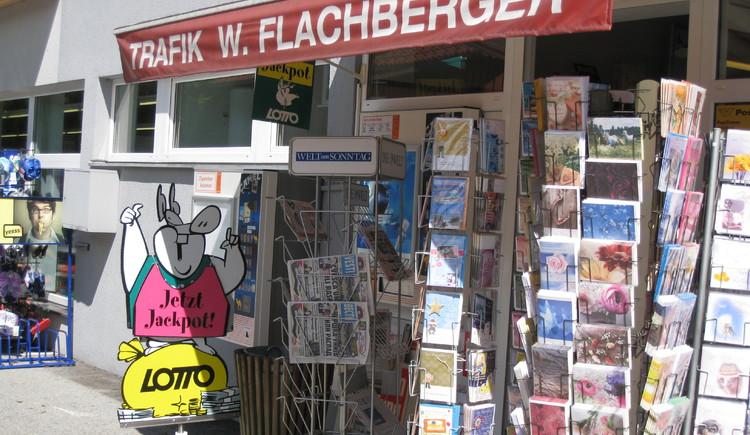 Trafik Flachberger. (© Maria Eisl)