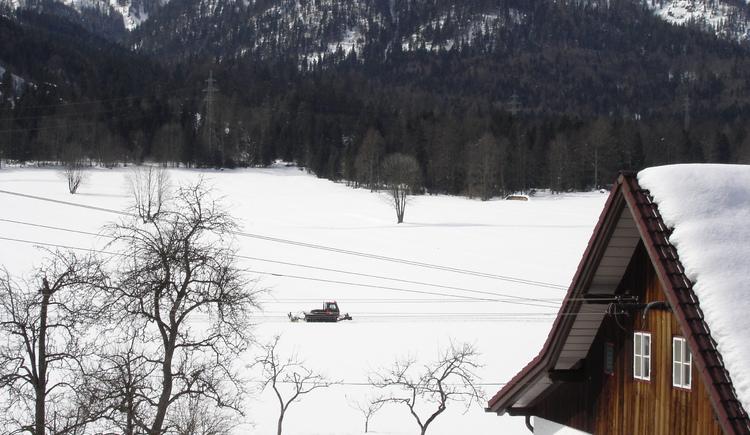 Winterlandschaft (© Straubinger)