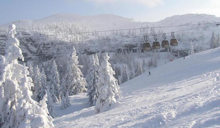 Winterlandschaft Kasberg