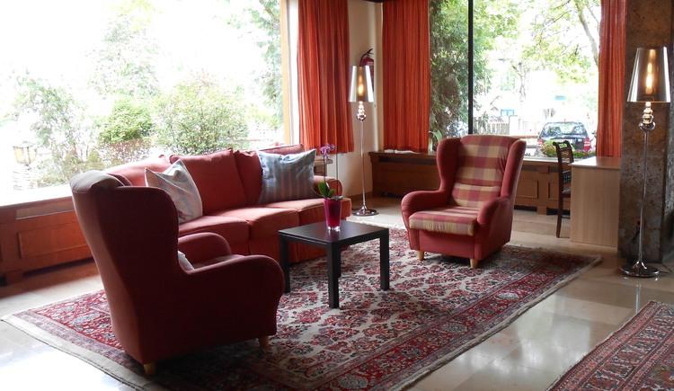 Hotel Seewirt, Lounge.