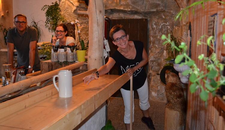 Gaudi-Olympiade mit kulinarischem Genuss in der Schlaga-Stub´m
