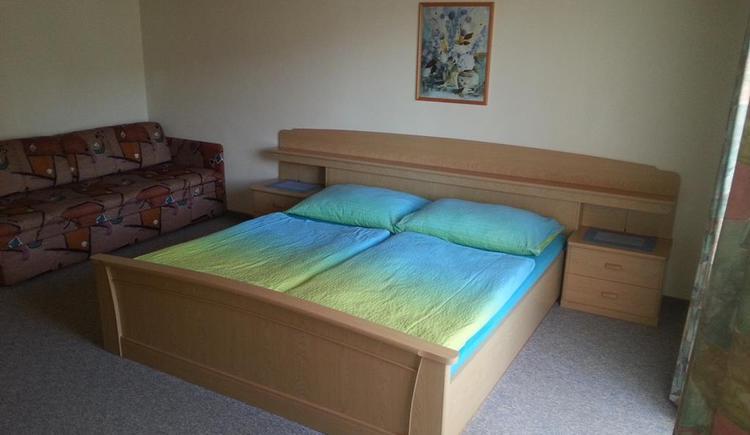 Bedroom 2 (© Ferienwohnung Anna & Wilhelm Ebner)